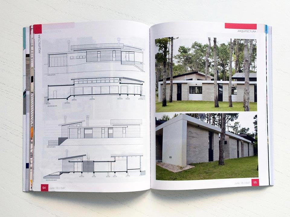 Artículo de Octava Arquitectura en Revista Vivienda