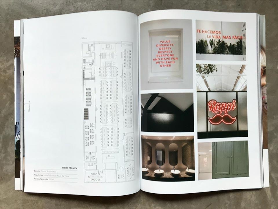 Artículo de Octava Arquitectura en Wideprint