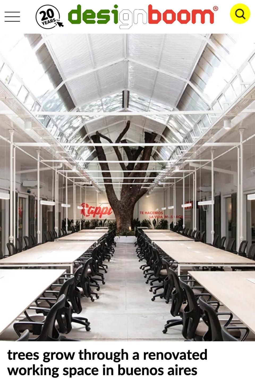 Artículo de Octava Arquitectura en Design Boom