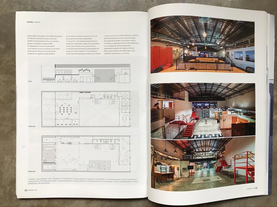 Artículo de Octava Arquitectura en Summa